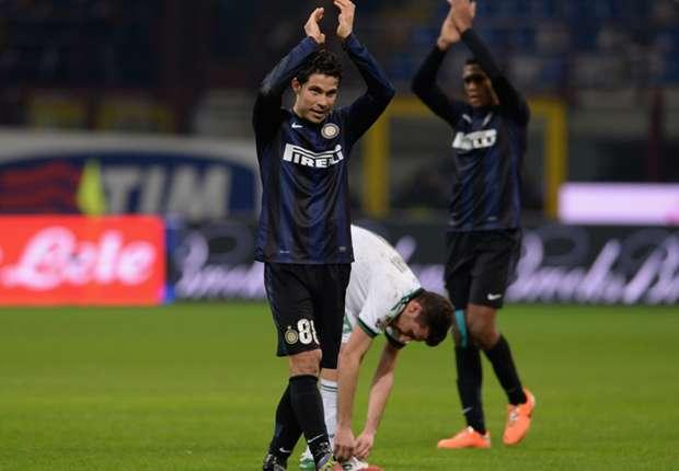 Fresh Inter start 'fantastic' - Hernanes