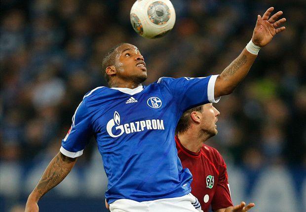 Kann gegen Leverkusen auflaufen: Jefferson Farfan bekam einen Tritt gegen den Knöchel