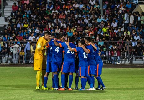 India scrape past defiant Cambodia