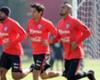 Vidal discutió con Pizzi y abandonó los entrenamientos