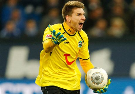 Zieler open to Premier League move