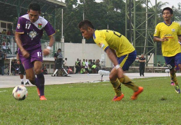 Persita Tangerang Susah Payah Tundukkan Gresik United