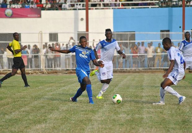 Enyimba defeated Anges de Notse 3-1 in Aba