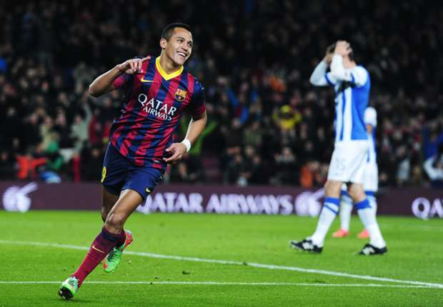 Alexis: Pedro is not my rival at Barcelona