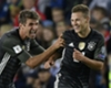 Muller brace leads Germany