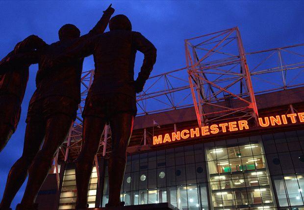 Manchester United post record £122.9m revenue