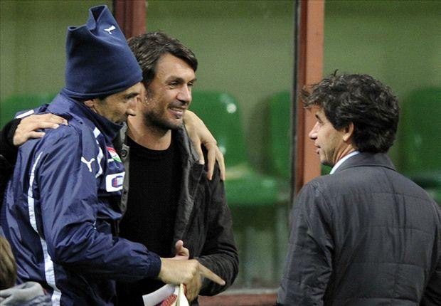 Albertini e Maldini, una 'scrivania per due'?