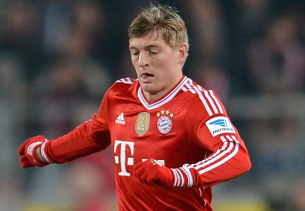Manchester United open Kroos talks in Munich