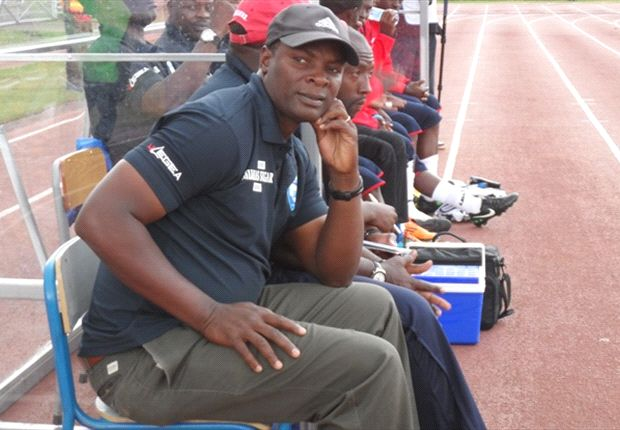 AFC Leopards coach James Nandwa.