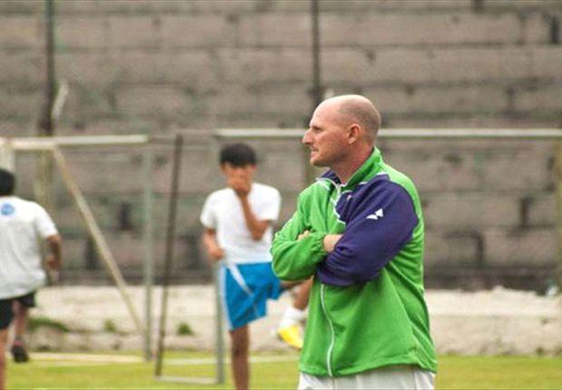 Jon Arnold: American coach in Guatemala in limbo despite beating top side