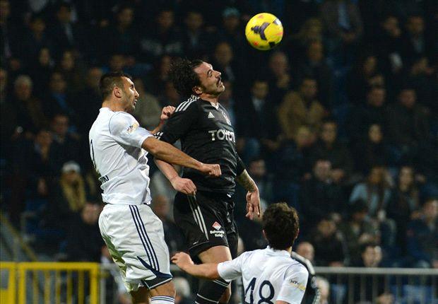 Süper Lig: Besiktas siegt im Wiederholungsspiel