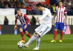 Cristiano Ronaldo, la mejor apuesta para el primer gol del derbi en el Wanda Metropolitano