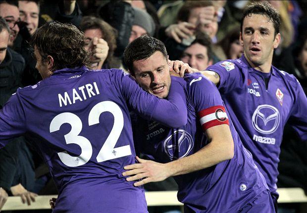 Coppa Italia: Cuadrado-Traumtor - Florenz im Finale