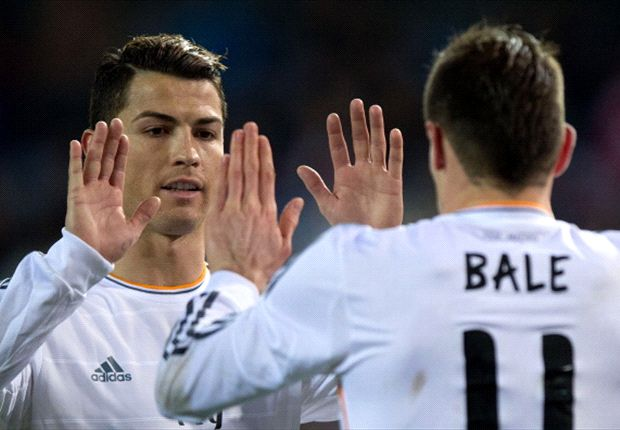 Ronaldo still my idol, says Bale