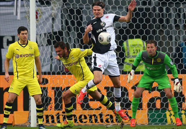 Gol Tunggal Pierre-Emerick Aubameyang Antar Borussia Dortmund Ke Semi-Final DFB Pokal