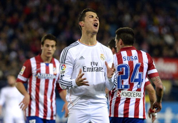 Casillas: Atletico in 'serious' trouble over lighter attack on Ronaldo