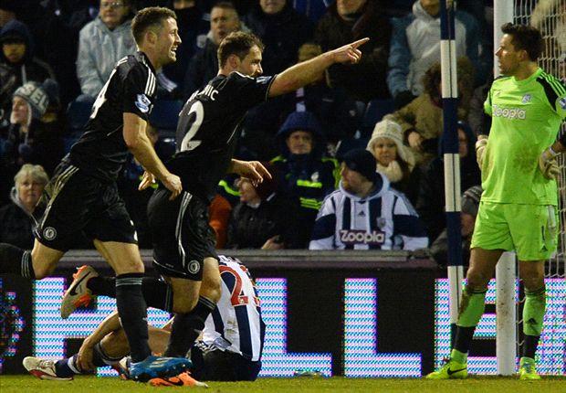 West Bromwich Albion 1-1 Chelsea: La valentía de Pepe Mel golpea a Mourinho