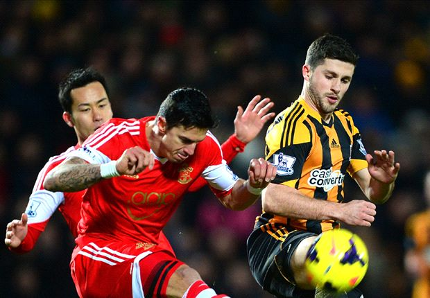 Hull City 0-1 Southampton: Fonte goal settles tight affair