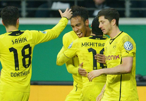 Dortmund must always play with a knife between their teeth - Aubameyang