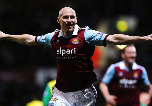 West Ham 2-0 Norwich City: Collins & Diame pile pressure on Hughton