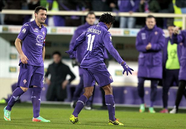 Fiorentina venció 2-0 a Udinese y es finalista de la Copa Italia