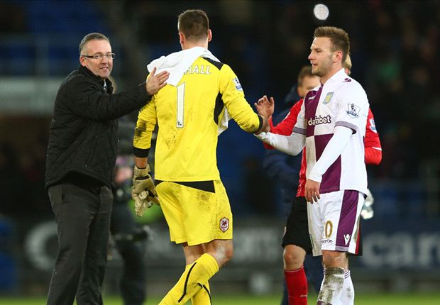 Solskjaer hails Marshall wonder-save for bailing out Cardiff