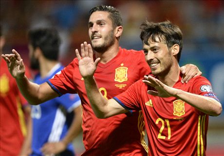 Guardiola's turning Silva into gold