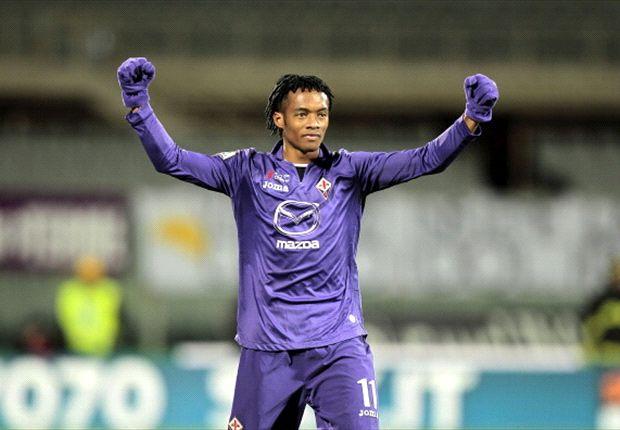 Cuadrado un pezzo pregiato della Fiorentina in comproprietà con l'Udinese