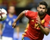 Spain attacker Diego Costa