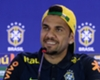 Dani Alves to captain Brazil