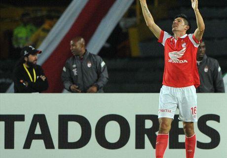 Colombia en Libertadores