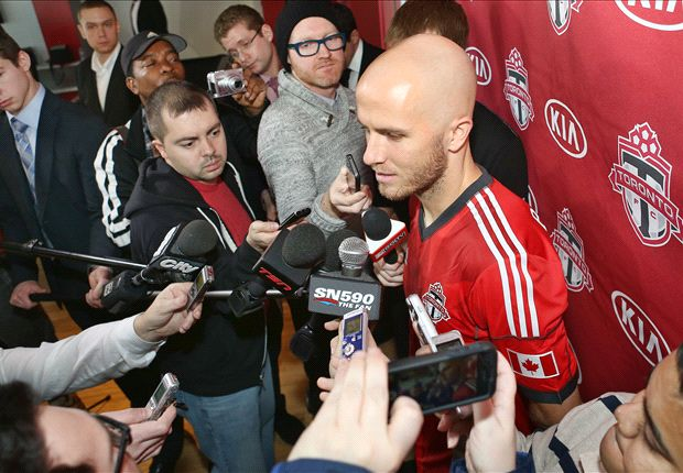 Seth Vertelney: Major League Soccer gets its players ready to meet the press
