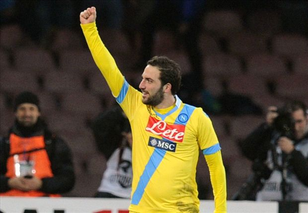 My Napoli future is limitless - Higuain