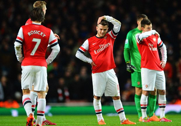 The Dossier: Arsenal's big game failings risk prolonging silverware drought