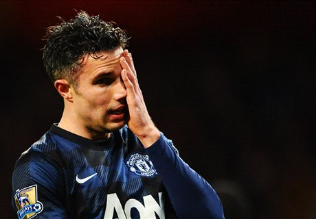 Moyes denies Van Persie is unsettled at Manchester United