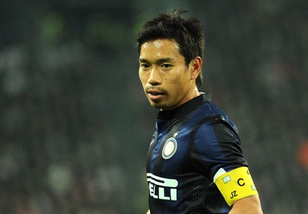 Tottenham keen on Inter defender Nagatomo, claims agent
