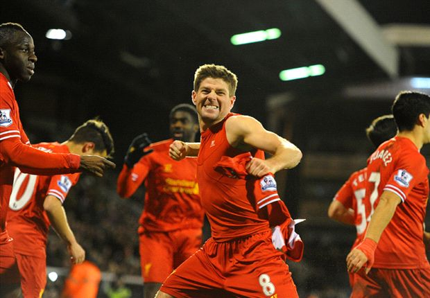 Why Steven Gerrard has been the EPL's top player in 2013-14