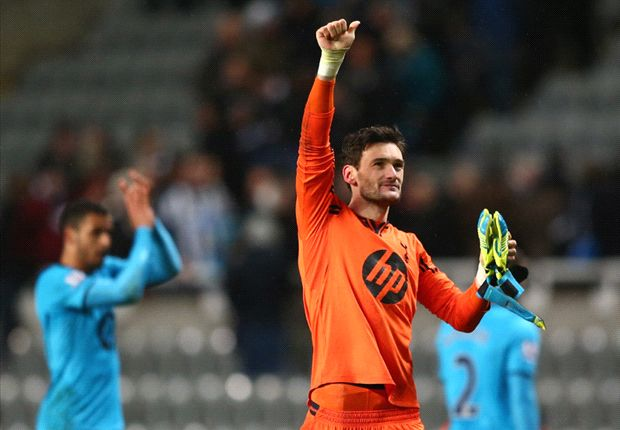 Lloris signs new five-year Tottenham contract