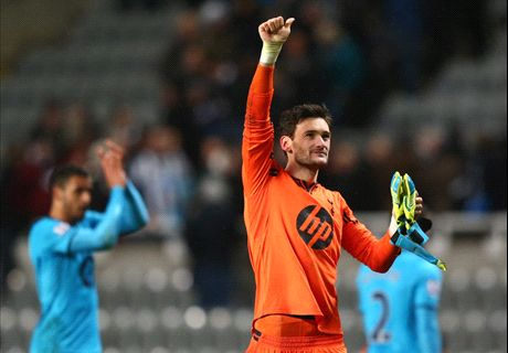 Lloris blasts Tottenham team-mates