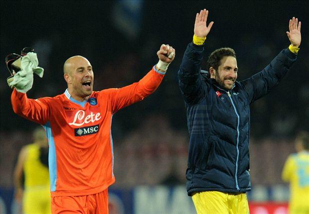 Napoli 'almost perfect' in Coppa Italia comeback, says Benitez