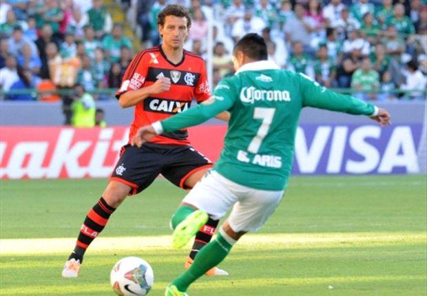 Leon 2 x 1 Flamengo: Com um a menos, Fla sai derrotado na estreia