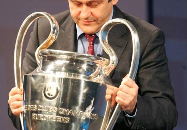 Michel Platini: Juventus Juara Liga Champions? Tergantung Mentalitas