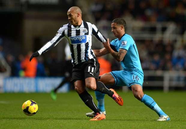 Gouffran determined to end Newcastle slump