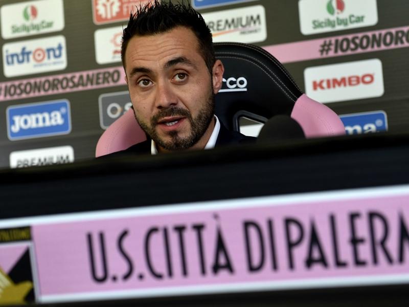 La Juventus piega il Palermo, De Zerbi non si scoraggia: Bravi i ragazzi