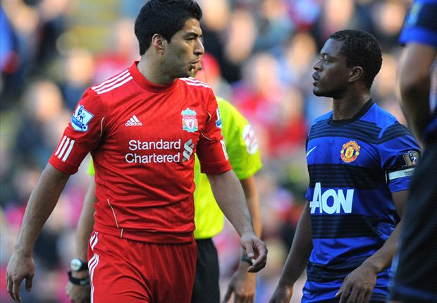 Suarez: Race allegations with Evra were not true