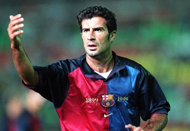 Barcelona didn't value me, says Figo