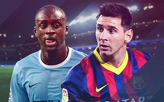 GFX UCLHP Manchester City Barcelona Live
