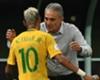 Tite aponta evolução de Neymar