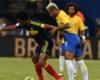 Cuadrado Neymar Brazil Colombia 0609