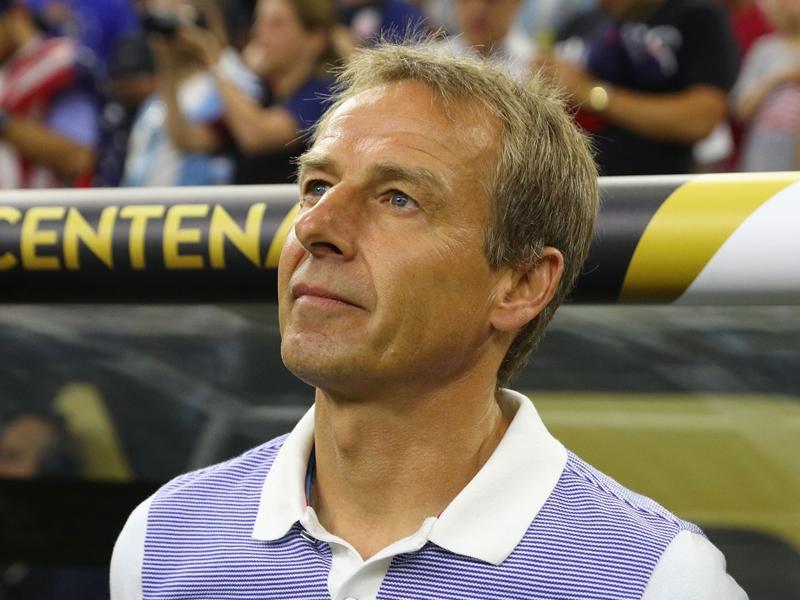 Angleterre, Klinsmann pas intéressé par le poste de sélectionneur